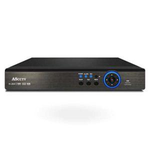 เครื่องบันทึกภาพ DVR รุ่น AHD-404F-5in1 Digital Video Recorder CCTV Camera Security System