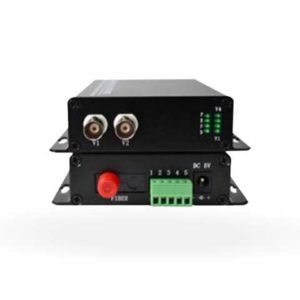 Fiber to HD-SDI 2 ช่อง รุ่น ASIT-SDI2V1