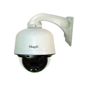 กล้องสปีดโดม Analog รุ่น MG-S737E CCTV Camera Security System