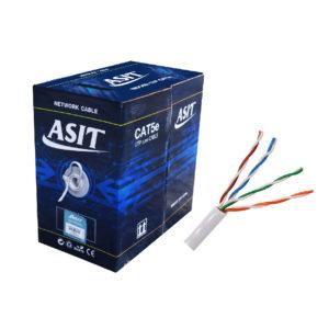 UTP Cat5e Intdoor CCA (270m./ม้วน) รุ่น ASIT-UTP5005-UTP