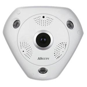 กล้องไร้สาย IP (360 องศา)