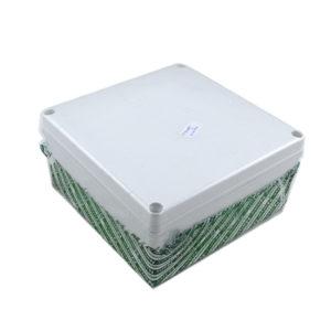 บล็อกกันน้ำ ราคา 8 X 8 - สีขาว Nano