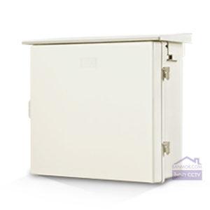 ตู้กันน้ำพลาสติกนาโน Water Proof Box เบอร์ 102 สีขาว ขนาด11.5 x 13 x 6 ซม.