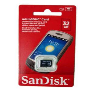 Sandisk 32 GBเมมโมรี่การ์ด Micro SD Card 32 GB