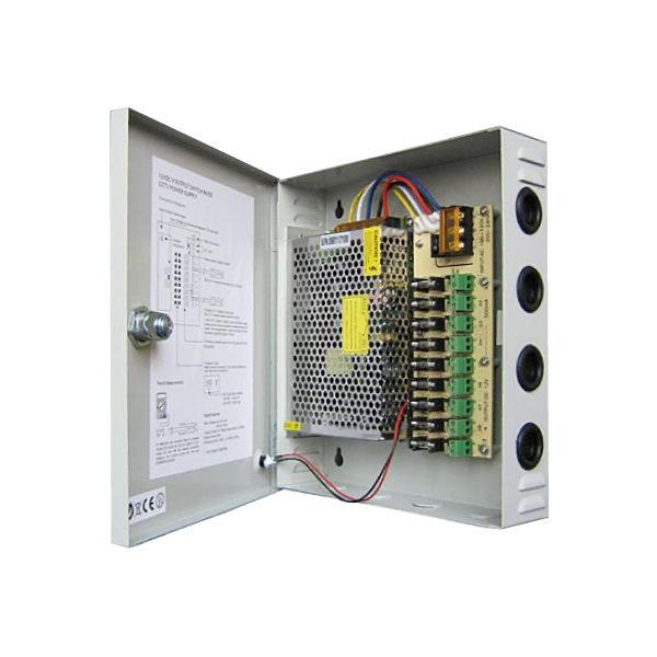 หม้อแปลง 220v เป็น 12v 10a ราคา N-938C ตู้ไฟหม้อแปลง 12V 10A DC