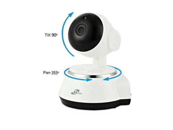 กล้องวงจรปิด Wifi IP รุ่น N-IP5706WE